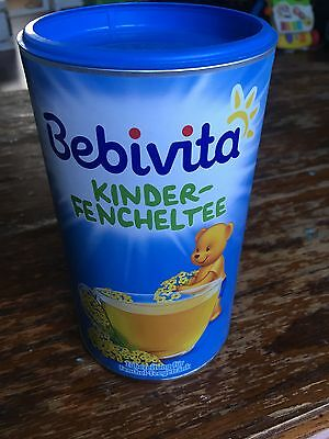 Bebivita Instant Fennel Tea for children 400g  From 12 months