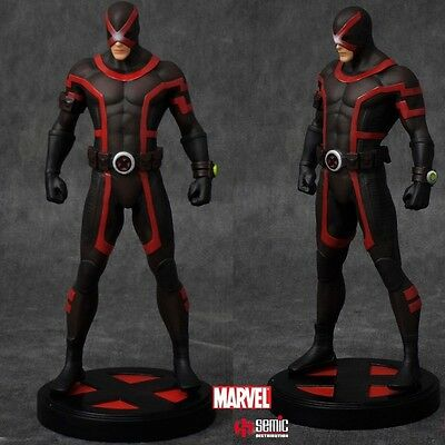 Top Seller!!! Semic Marvel Now!: Cyclops Museum Collection Statue 1/9