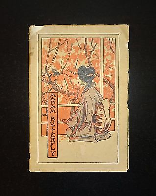 MADAM BUTTERFLY October 15 1906, 1st American Performance, Opera Program, Boosey