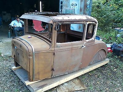 MODEL A COUPE 31 body HOT RAT ROD FORD 30