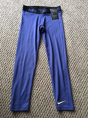 Nike Girls Dri Fit Dry Compression Running Training Tights Save 45% Medium  XL