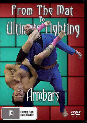 Armbars Ultimate Fighting Bjj Mma Grappling Jiu Jitsu