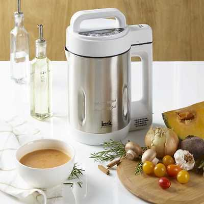 1.6L Electric Soup Maker Stainless Steel Soup Blender Making Machine Appliance