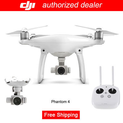 Promotion DJI Phantom 4 RC 4K Camera Drone with ActiveTrack + Aerial Photography