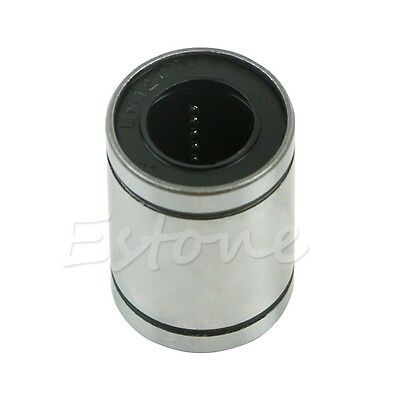 LM12UU 12mm Linear Ball Bear Bearing CNC Liner Bush Bushing Motion Machinery