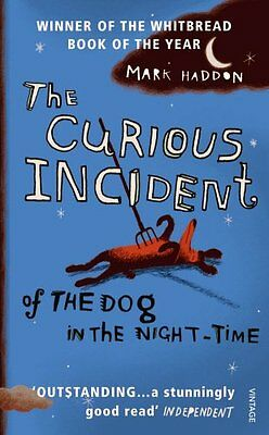 The Curious Incident of the Dog in the Night-time By Mark Haddon. 9780099450252
