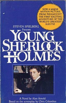 YOUNG SHERLOCK HOLMES. By Alan. Arnold