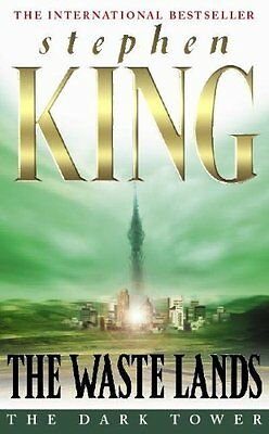 The Waste Lands (Dark Tower) By Stephen King