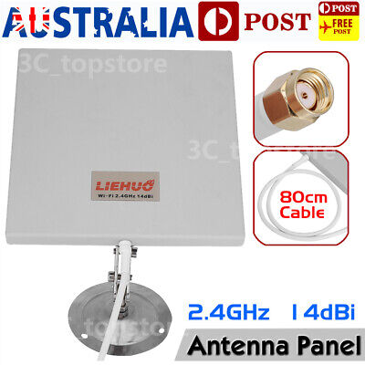 14dBi 2.4G WiFi Wlan Wireless Directional Panel Antenna Directional Range Tool