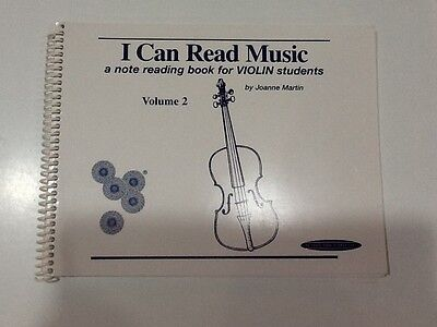 I Can Read Music Violin Volume 2