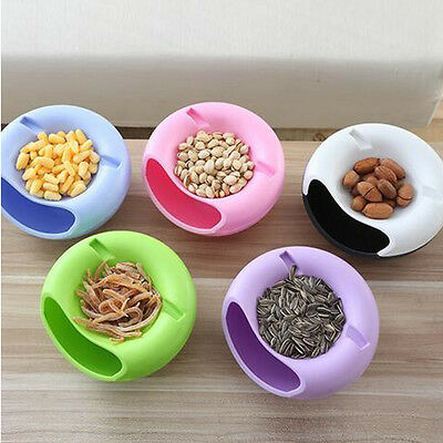 Creative Shape Bowl Perfect For Seeds Nuts And Dry Fruits Desktop Storage Box