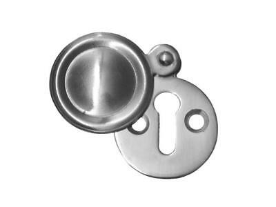 "1 1/4"" CP Victorian Escutcheon with Cover - Loose VBC15L"