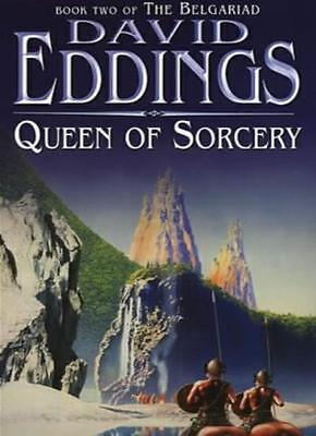 Queen Of Sorcery: Book Two Of The Belgariad (The Belgariad (TW)) By David Eddin