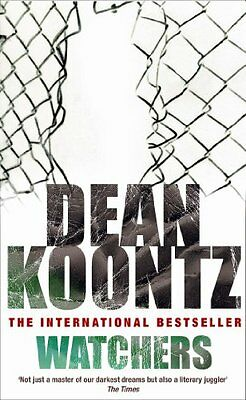 Watchers By Dean Koontz. 9780747230618