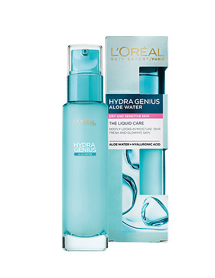 L'Oreal Paris Hydra Genius Aloe Water Liquid Care Dry & Sensitive Skin 70ml
