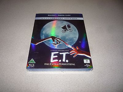 Et . The Extra-Terrestrial Anniversary Edition - Blu-Ray + Digital Copy 2012