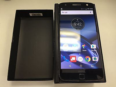 Moto Z Droid Edition (Verizon) Smartphone (read description)