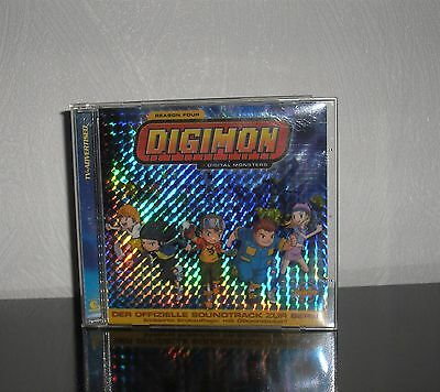 Digimon Frontier CD Season Four 14 Lieder Songs Soundtrack Anime Manga
