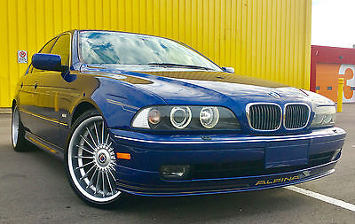 1998 BMW 5-Series ALPINA B10 V8 1998 BMW ALPINA B10 V8 Original Condition E39 BMW DINAN M5 540i B7 B3 M3 M Power