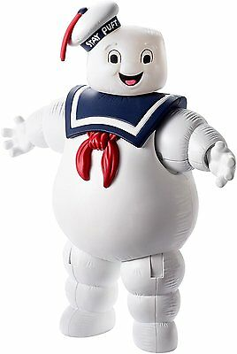 Mattel DRT51 Ghost Busters Stay Puft Balloon Ghost Figure, 6-Inch