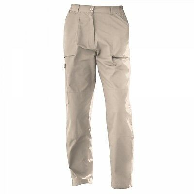TRJ334 Regatta Womens Ladies Walking Trousers Action Gardening Trousers MRP £30