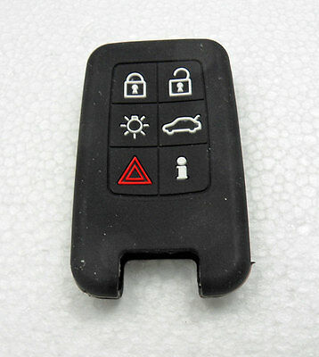Remote Key Fob Case Silicone Cover VOLVO™ Free Shipping