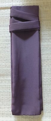 Japanese Shirasaya Bag katana Size Purple