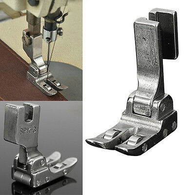 Industrial Sewing Machine Roller Presser Foot SPK-3 with Bearing Leather Coated