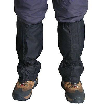 Waterproof Outdoor Hiking Walking Climbing Hunting Snow Legging Gaiters New