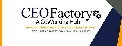 Co-working Space with lots of room for your event or business/social club...