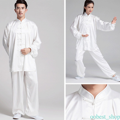 Chinese Kung Fu Costumes Martial Arts Tai Chi Uniform Jackie Chan Style Suits