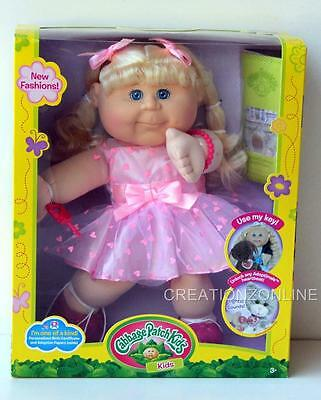 Taylor Sofia May 27 Cabbage Patch Kids Doll 2017 New 35Cms + Birth Cert.