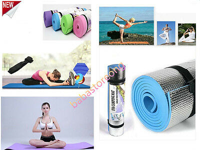 180*60Cm*6Mm Thick Mat Pad For Leisure Picnic Exercise, Fitness&yoga Cheap Lo