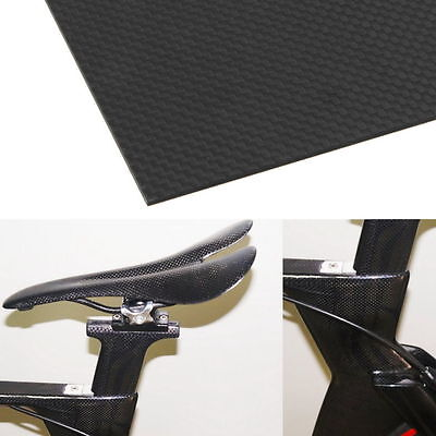 200×300×3Mm With 100% Real Carbon Fiber Plate Panel Sheet 3K Plain Weave Lo