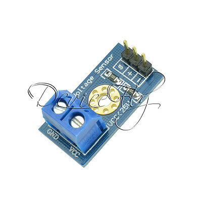 2/5/10PCS Voltage Detection Module Voltage Sensor Electronic Blocks For Arduino