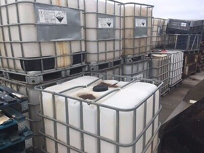Used 1000Ltr IBC's for Sale