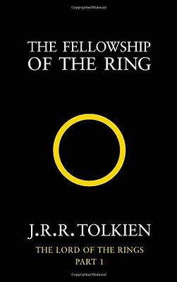 The Fellowship of the Ring: The Lord of the Rings, Part 1: Fell .9780261102354