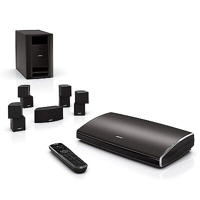 bose lifestyle 535 serie ii 2 5 1 heimkino system. Black Bedroom Furniture Sets. Home Design Ideas