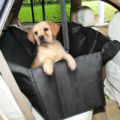 Dog Car Seat Cover Rear Back Waterproof Backseat Hammock For SUV Truck Cars