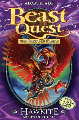NEW BEAST QUEST (26) HAWKITE Arrow of the air - the Sky Lord  ( Adam Blade )