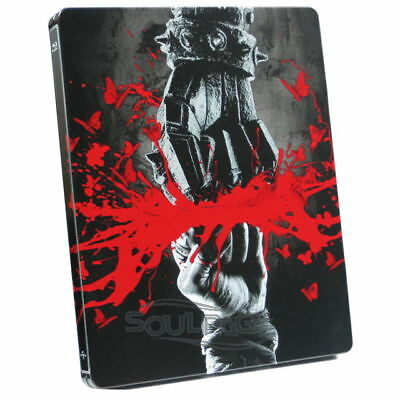 The Man with the Iron Fists [Steelbook] (mit dt. Ton) [Blu-ray] NEU / sealed