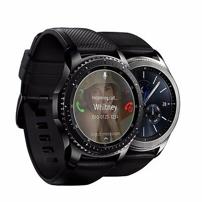 Tempered Glass Screen Protector Anti Scratch Film Guard for Samsung Gear S3