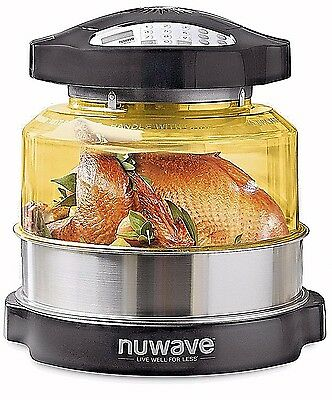 "Nuwave ""Live Well For Less"" Oven Pro Plus - 20607 - With Free Gift worth £19.95!"