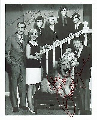 Beverly Garland American Actress Hand signed Photograph 10 x 8