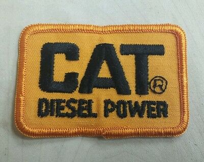 NEW!! Cat Diesel Power Patch
