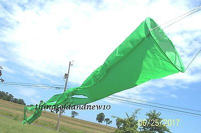 Kite Windsock,Yellow Accessory,Family,Outdoor,Beach,Toy,Gift,Wind//Air Indicator