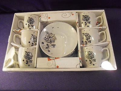 Child's 12 PIECE CUP AND SAUCER SET
