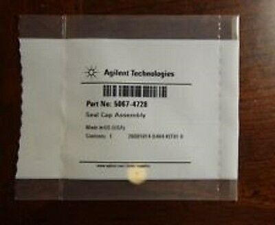 Agilent 5067-4728 Seal Cap Assembly  For all purge/inlet/outl