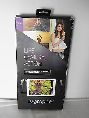 IOgrapher Filmmaking Kit For IPad Air 1 And 2 Telephoto Lens And Wide Angle NEW