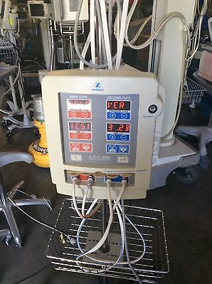 Zimmer ATS 2000 Tourniquet System w/ Hoses with rolling stand